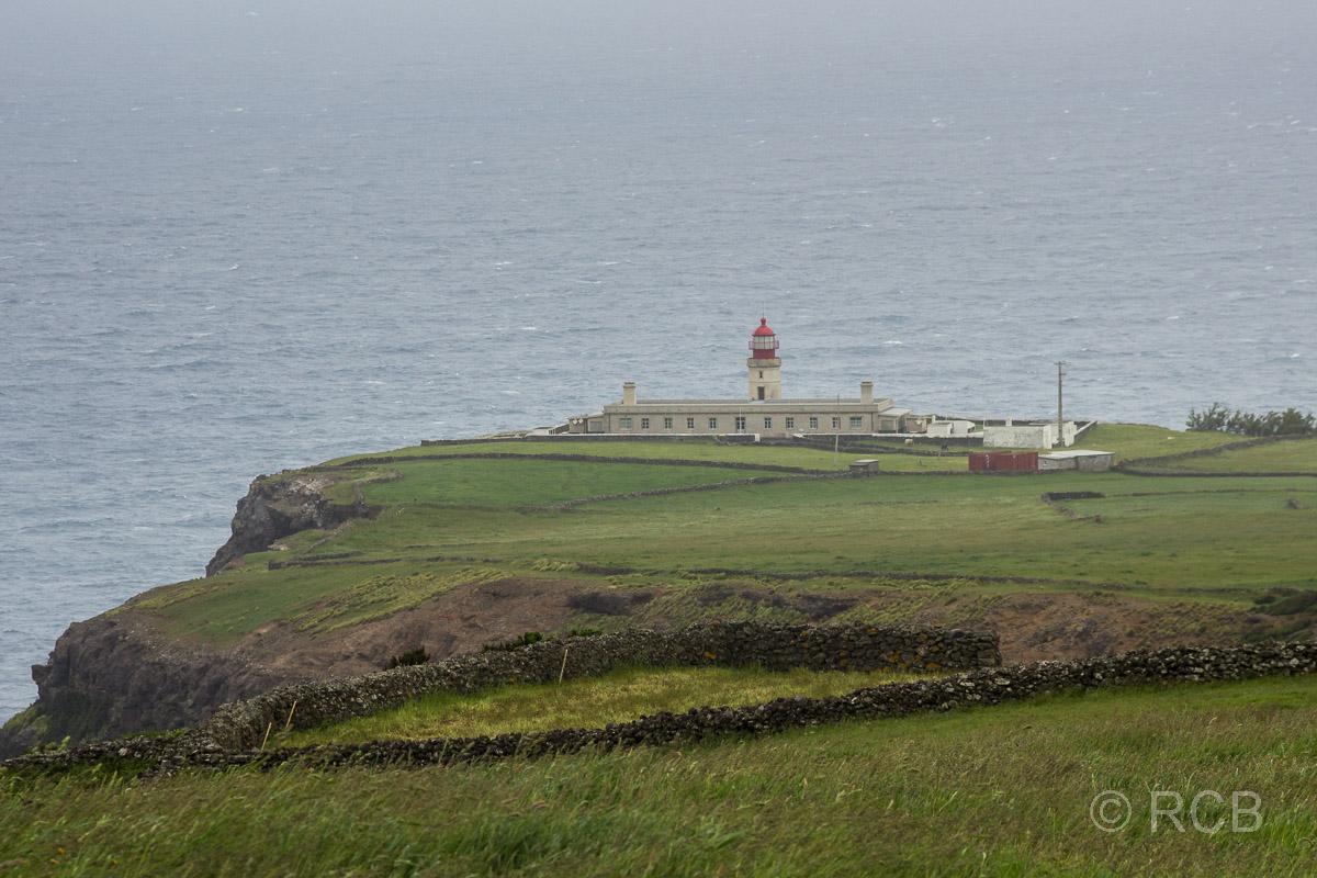 Leuchtturm von Ponta Delgada
