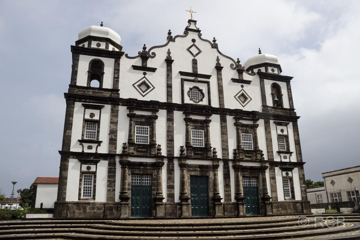 Santa Cruz, Igreja Matriz da Nossa Senhora da Conceição