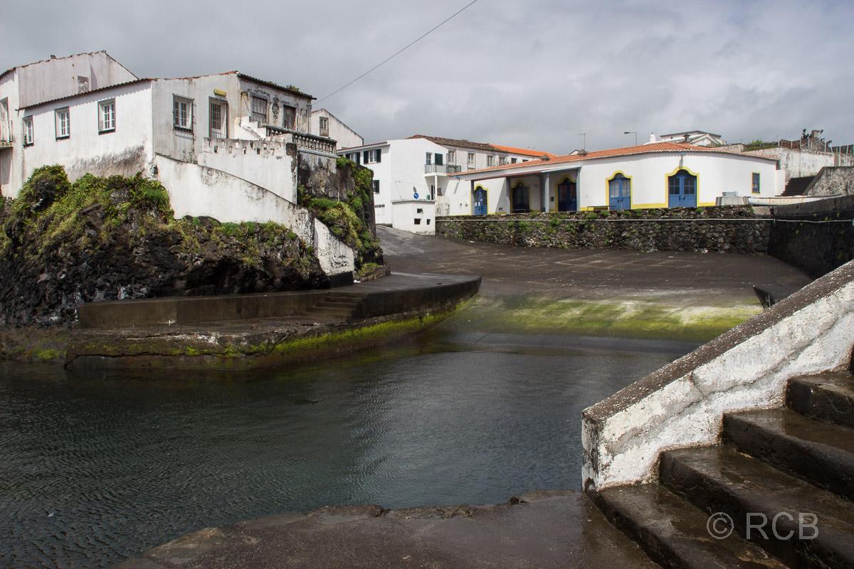 Santa Cruz, Hafen