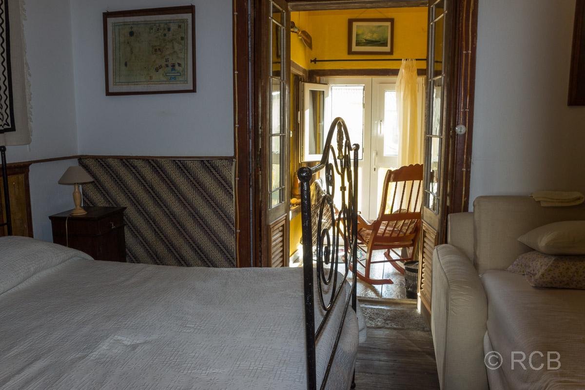 """Zimmer in der Unterkunft """"Argonauta"""" in Fajã Grande"""