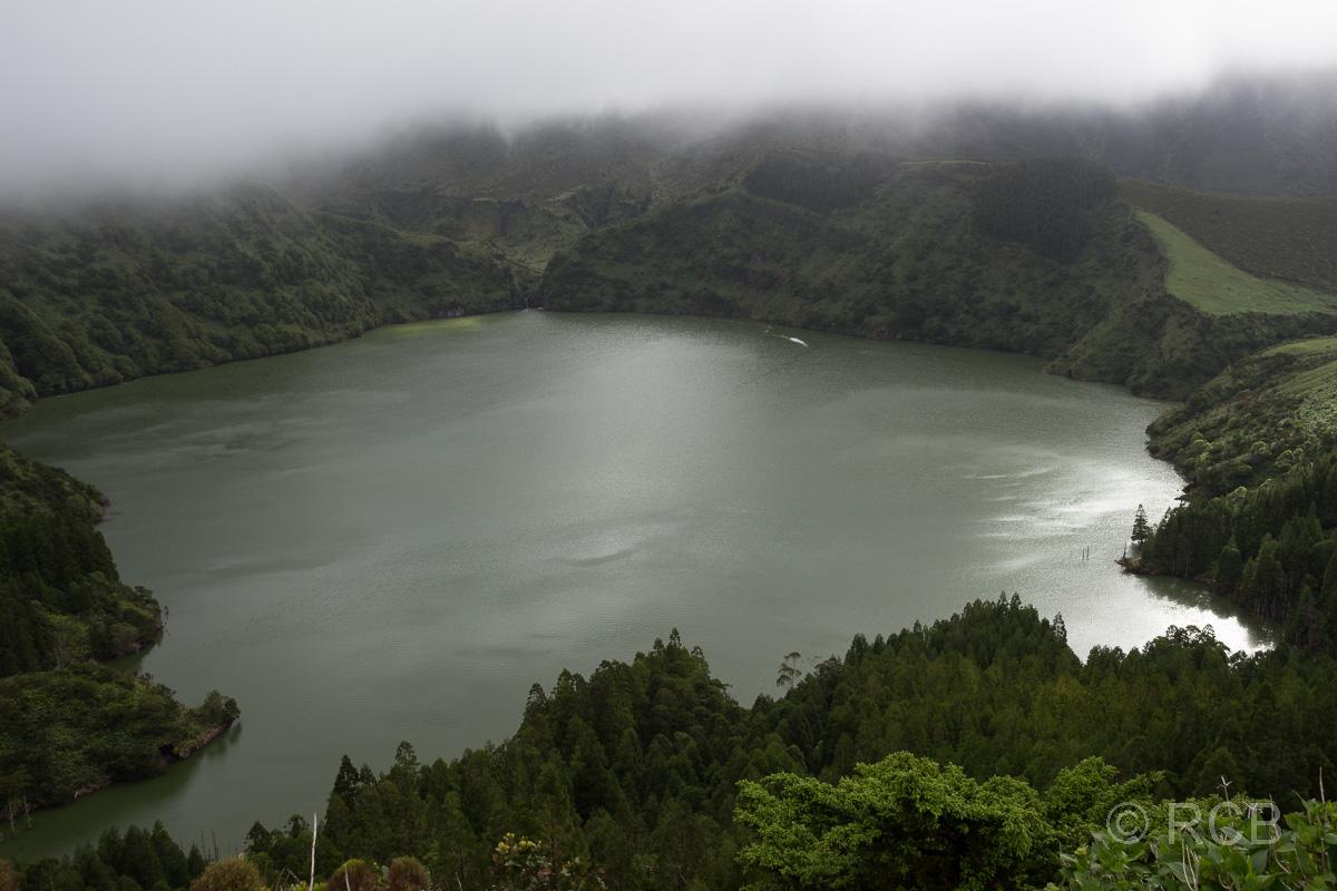 Blick auf die Lagoa Rasa