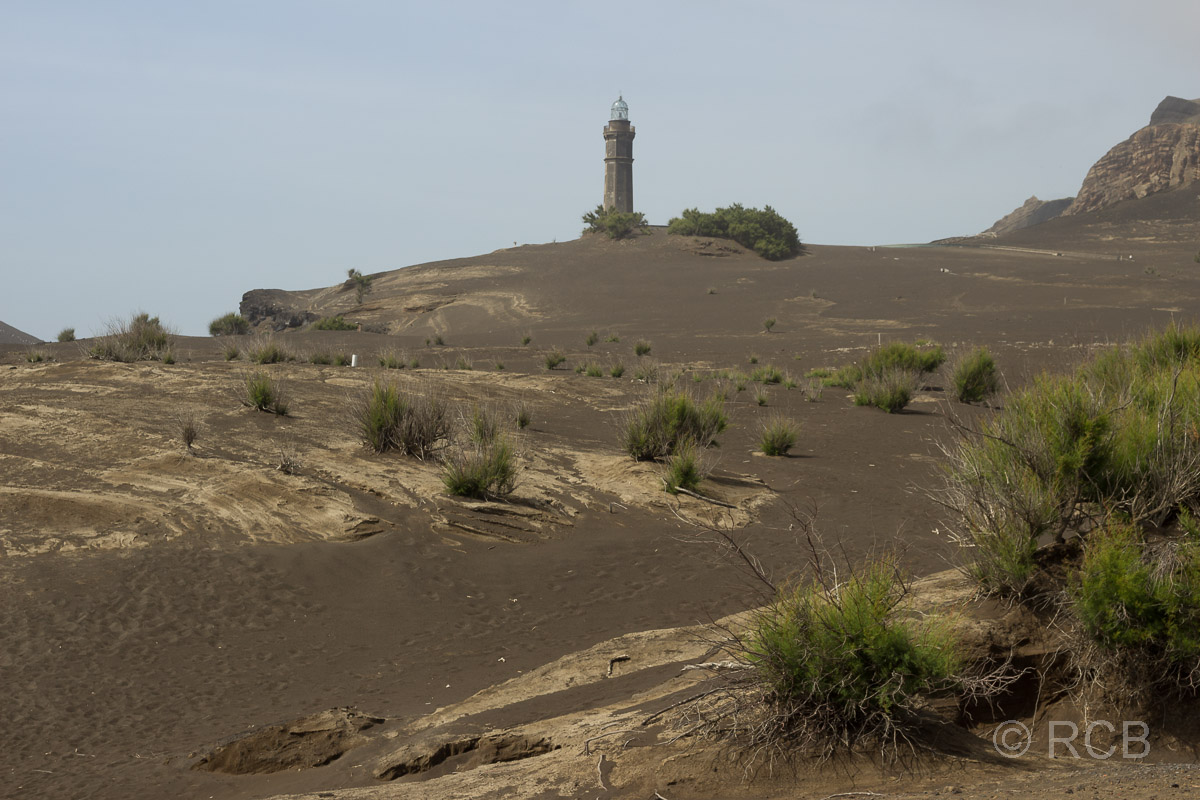 Capelinhos, alter Leuchtturm