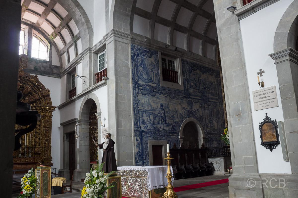 Horta, Kircheninneres