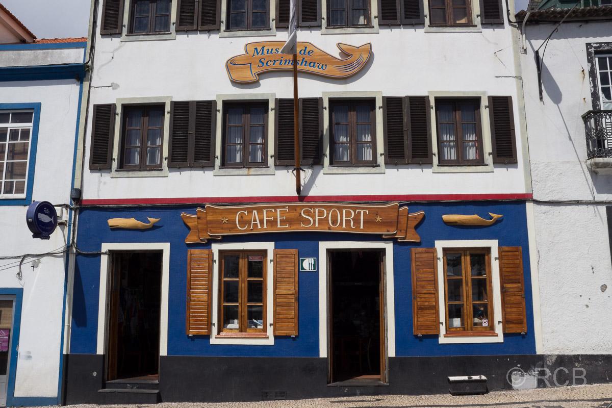 Horta, Peter Café Sport