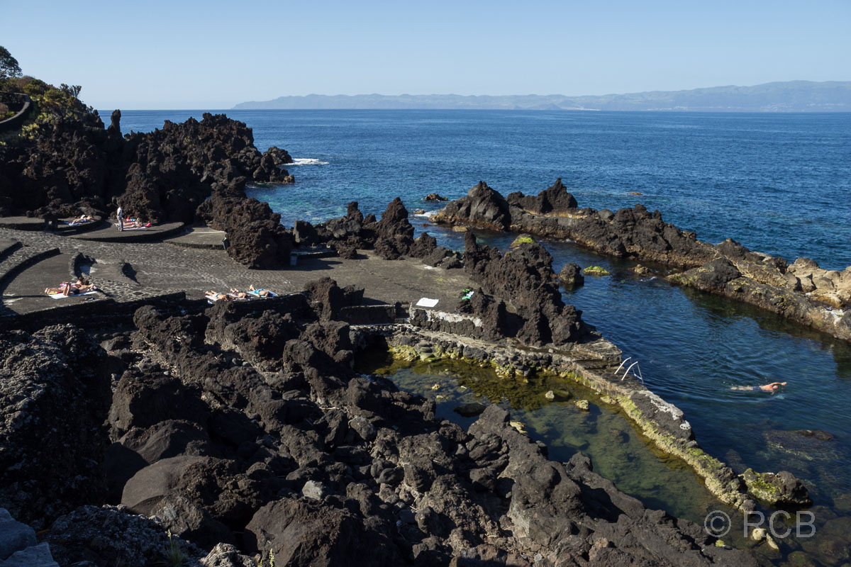 São Roque, Meeresschwimmbad