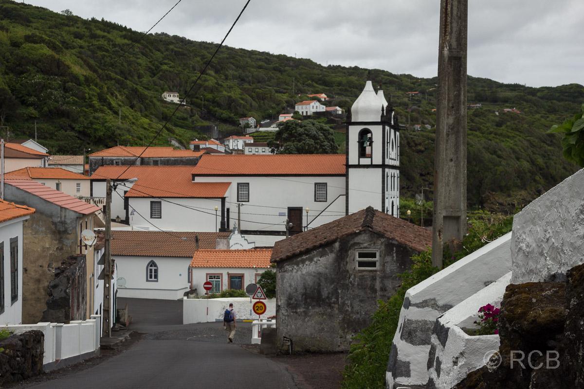 Calheta de Nesquim, Dorfansicht