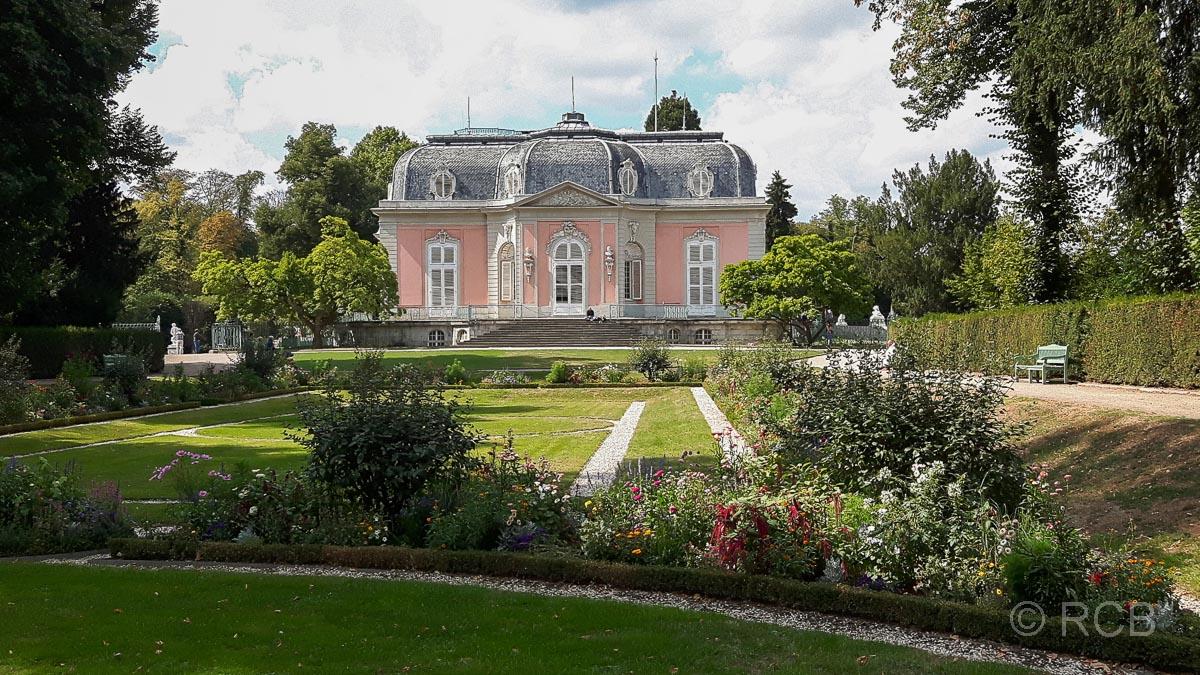 Ein Sonntag im Schlosspark