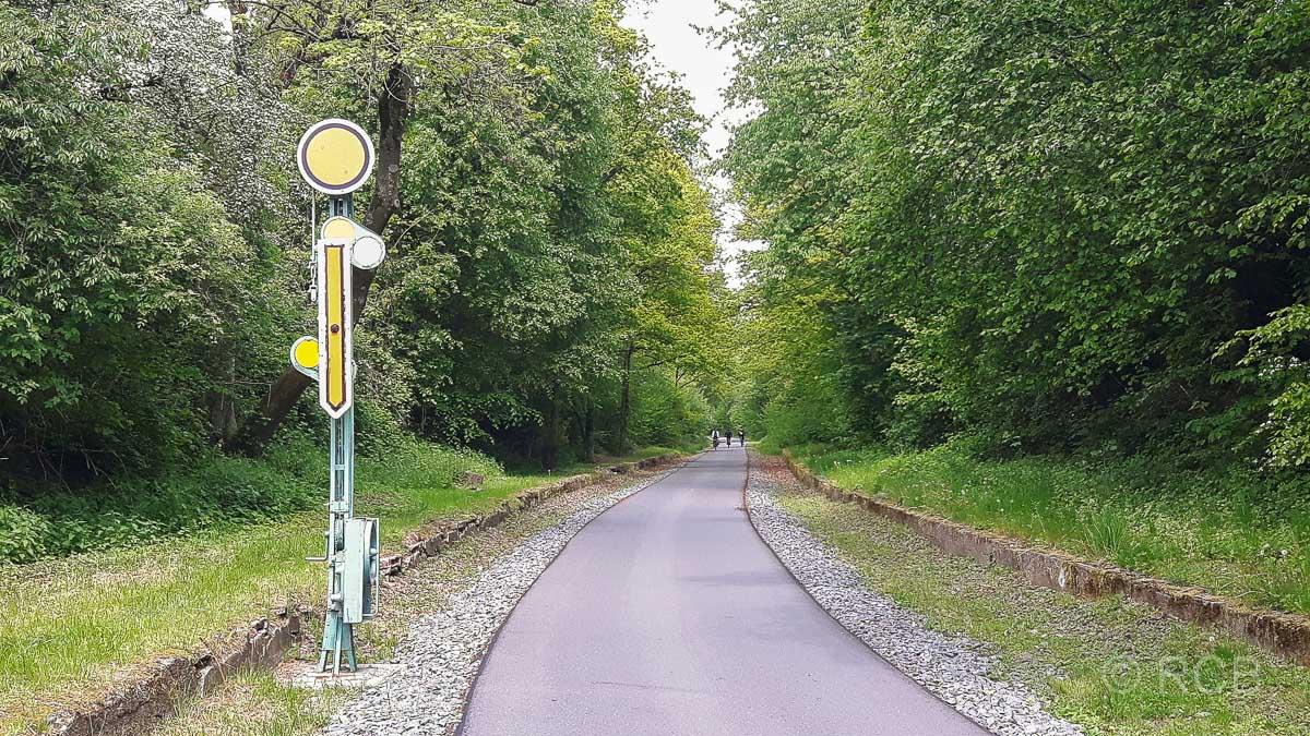 Von Wuppertal nach Essen auf 2 Rädern