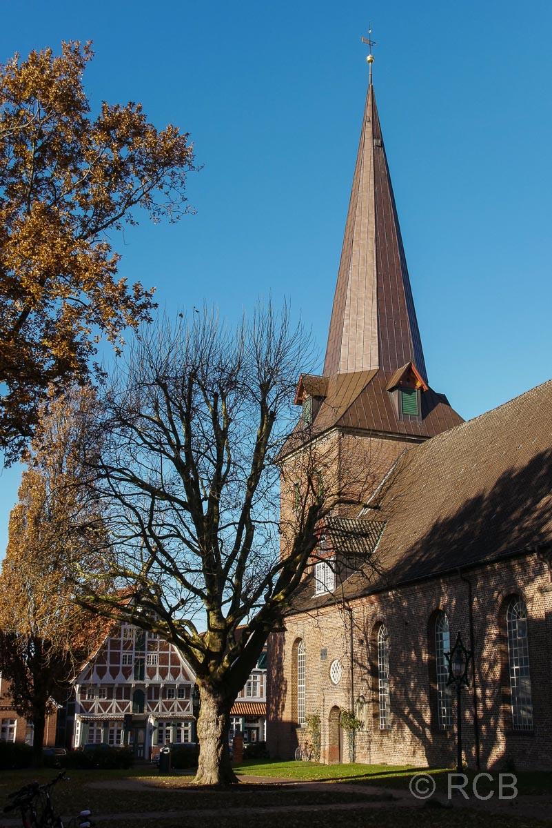 Kirche in Otterndorf