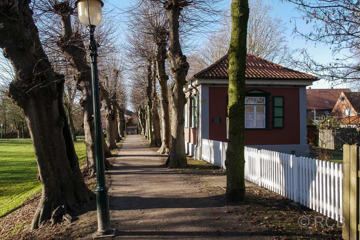 Promenade in Otterndorf