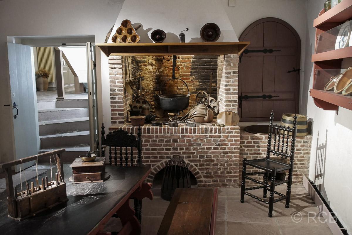 Küche im Kranichhaus, Otterndorf