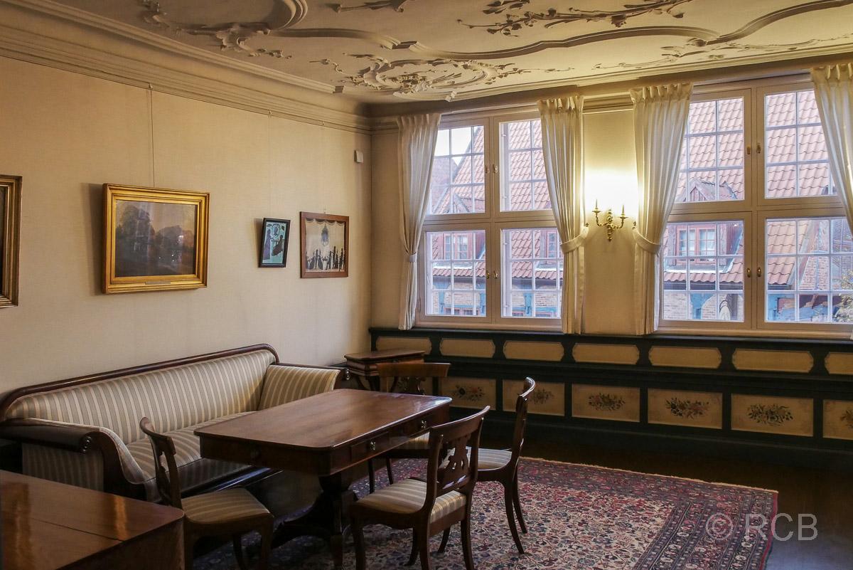 Stube im Kranichhaus, Otterndorf