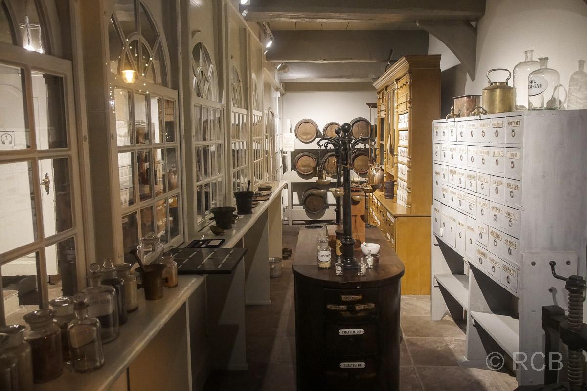 Historische Apotheke im Kranichhaus, Otterndorf
