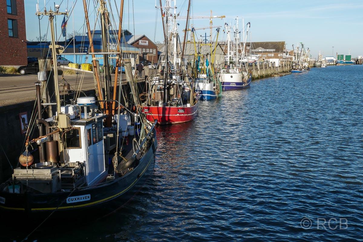 Alter Hafen, Cuxhaven