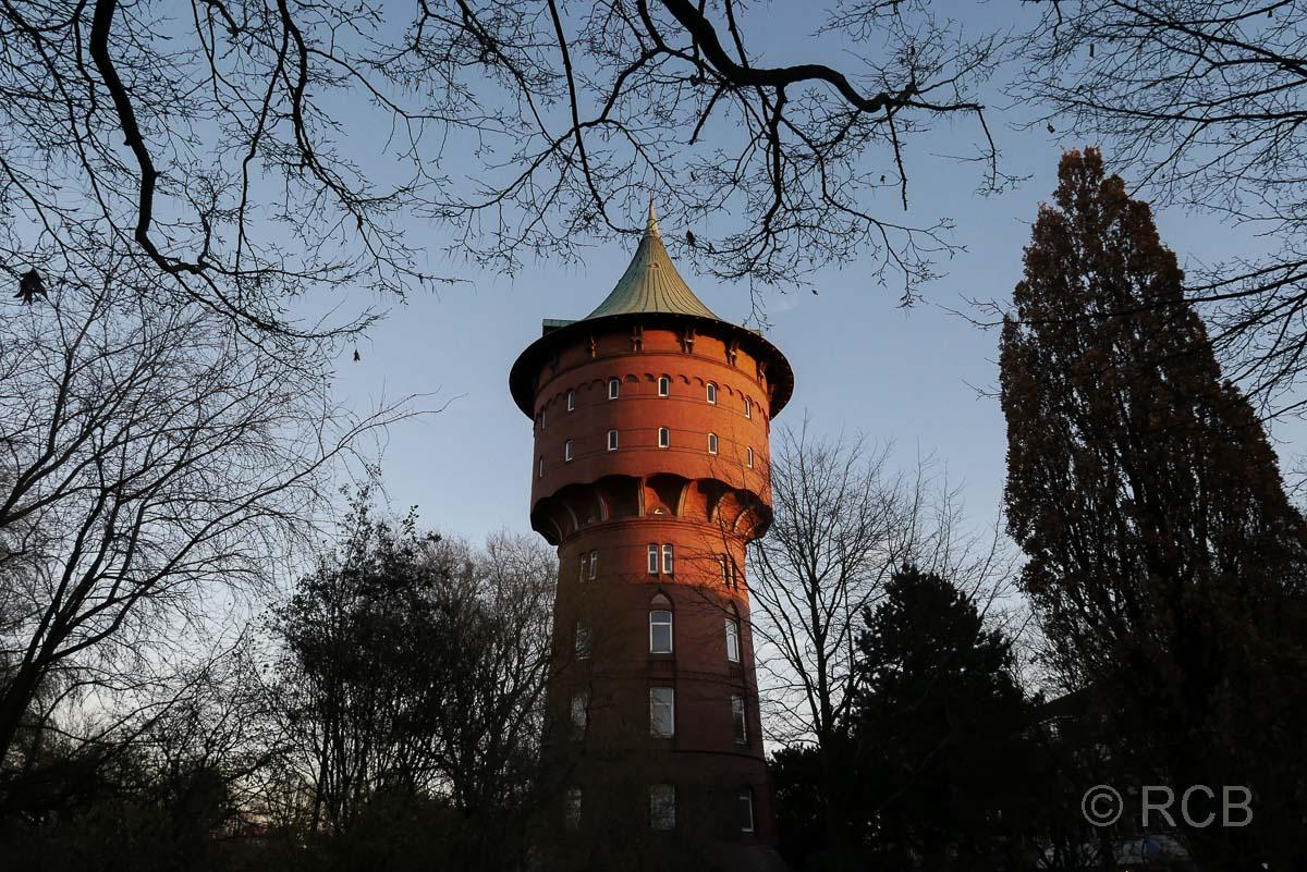 Wasserturm, Cuxhaven