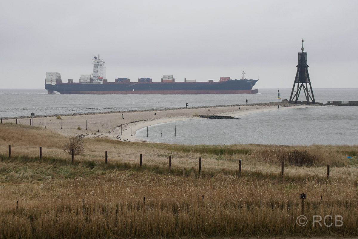 Cuxhaven, Kugelbake