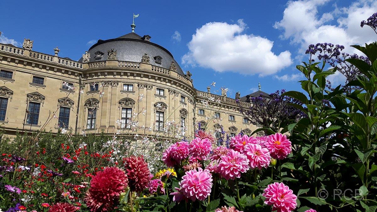 Zu Besuch in Würzburg und Umgebung