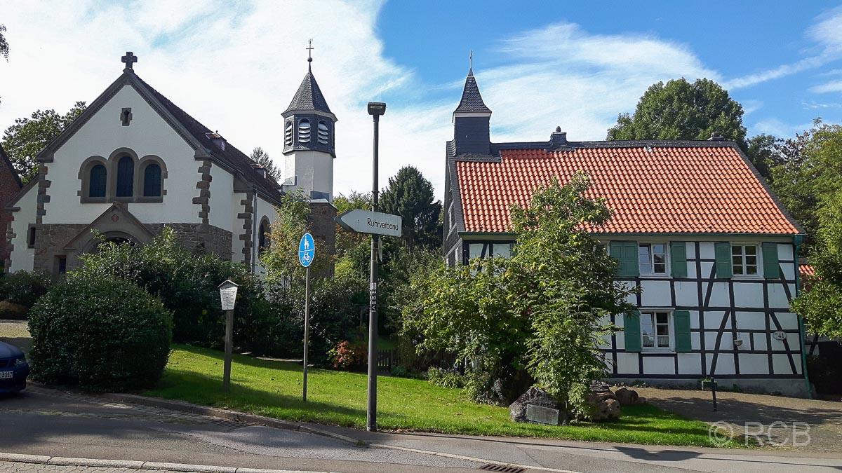 Von Kettwig nach Heiligenhaus