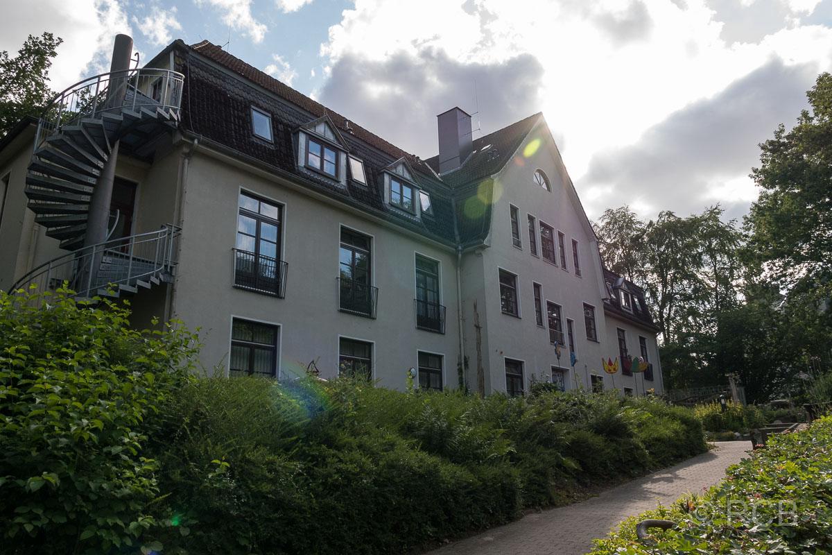 """unsere Unterkunft, das Ferienhaus """"Holsteinische Schweiz"""""""