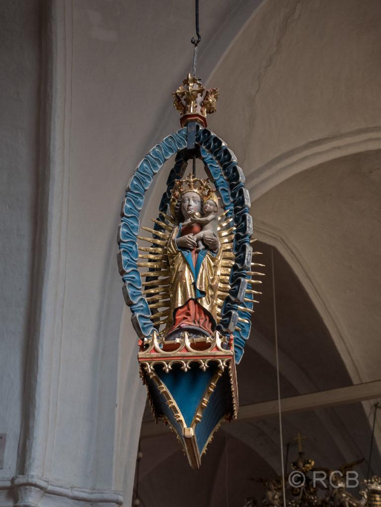 Madonna, St. Petri-Kirche in Landkirchen, Fehmarn