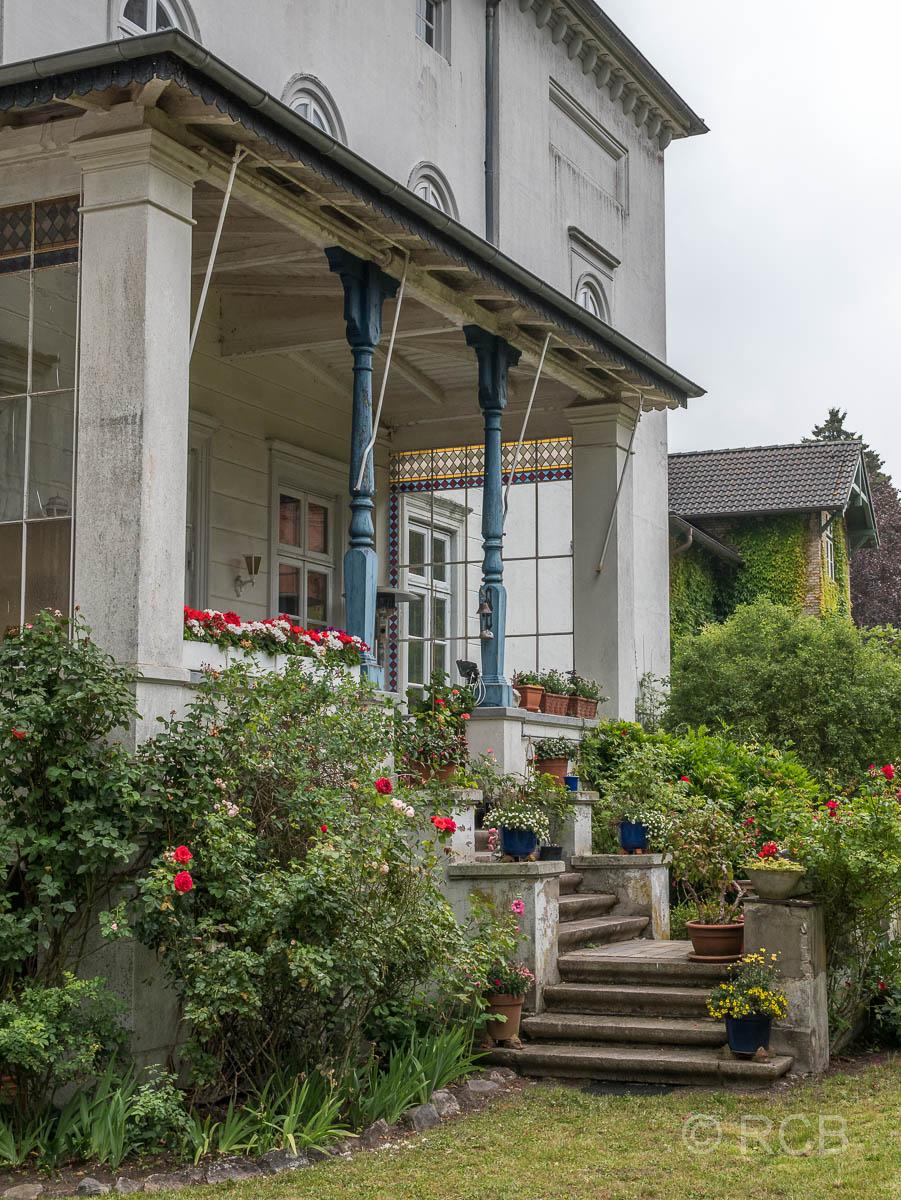 Preetz, Kloster, Probstenhaus