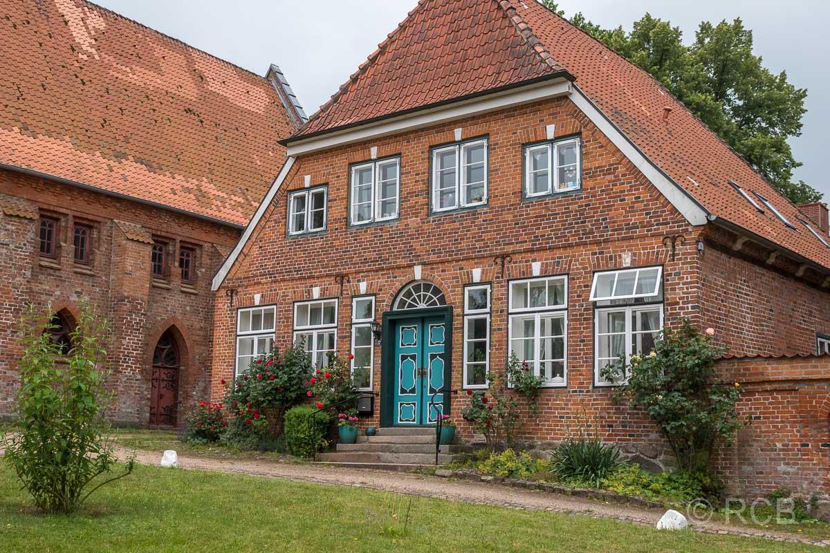 Preetz, Kloster, Konventhaus