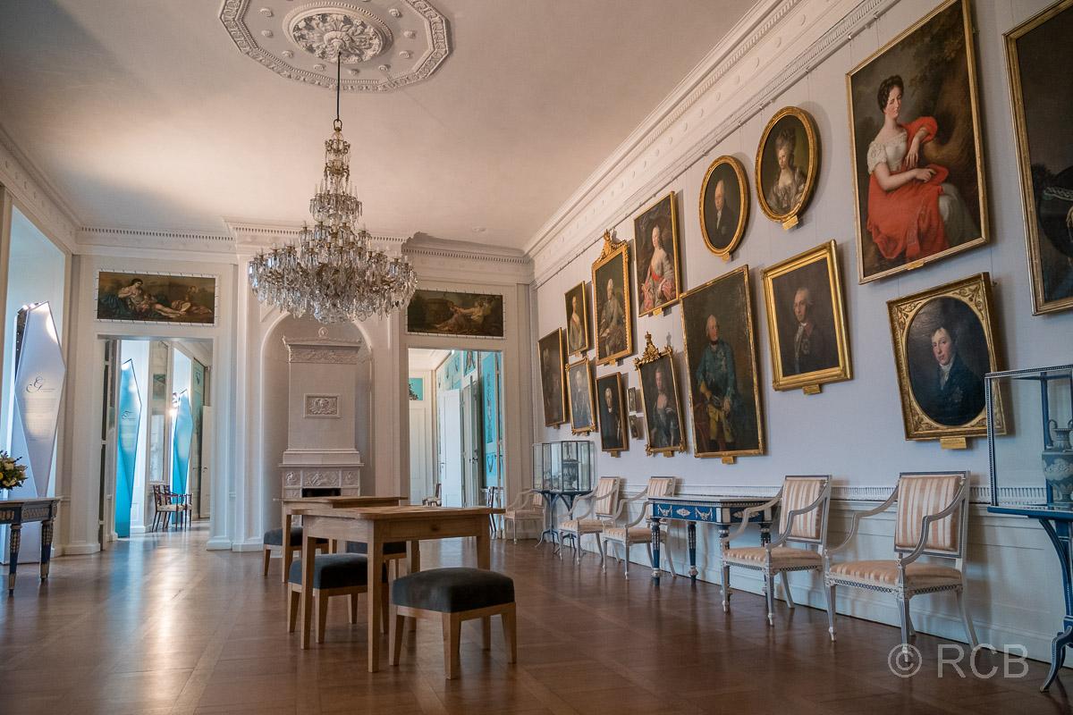 Eutin, Schloss, Gottorfzimmer