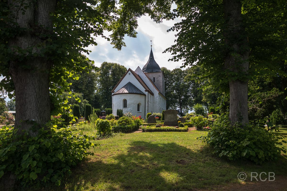 Bosau, Feldsteinkirche St. Petri