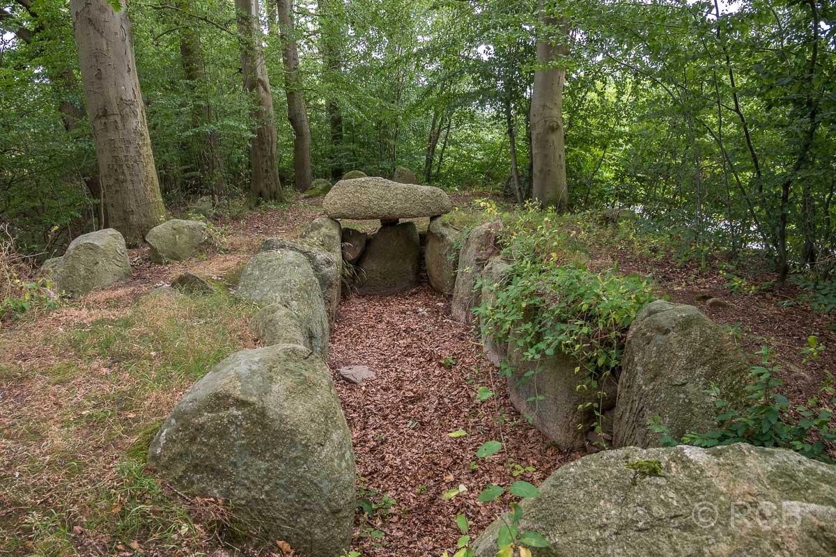 steinzeitlicher Grabhügel