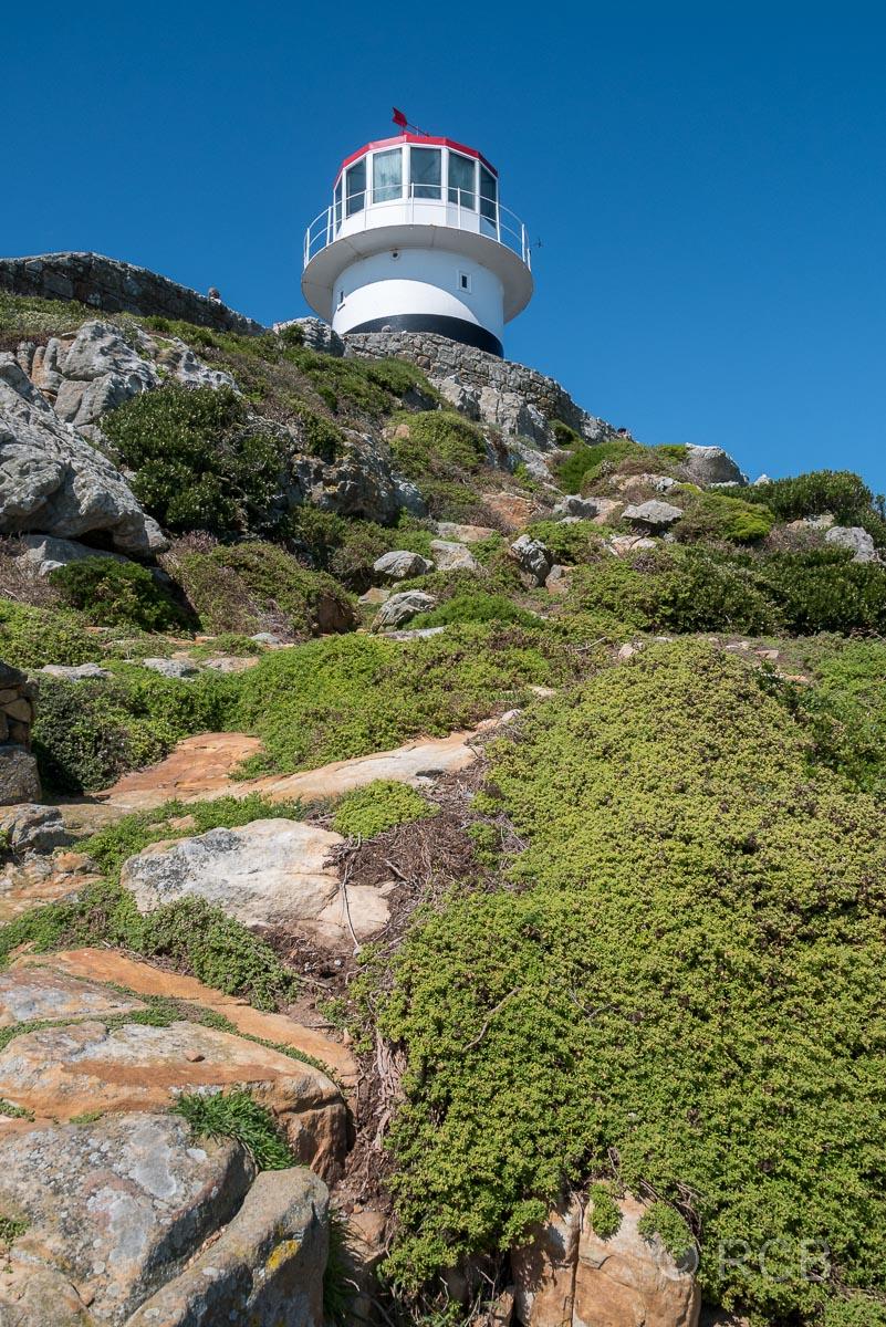 Leuchtturm, Cape Point, Table Mountain NP