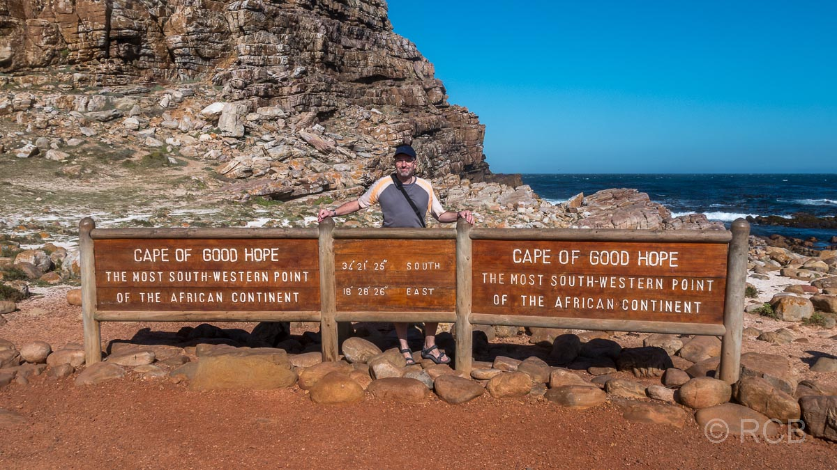 Cape of Good Hope, Table Mountain NP