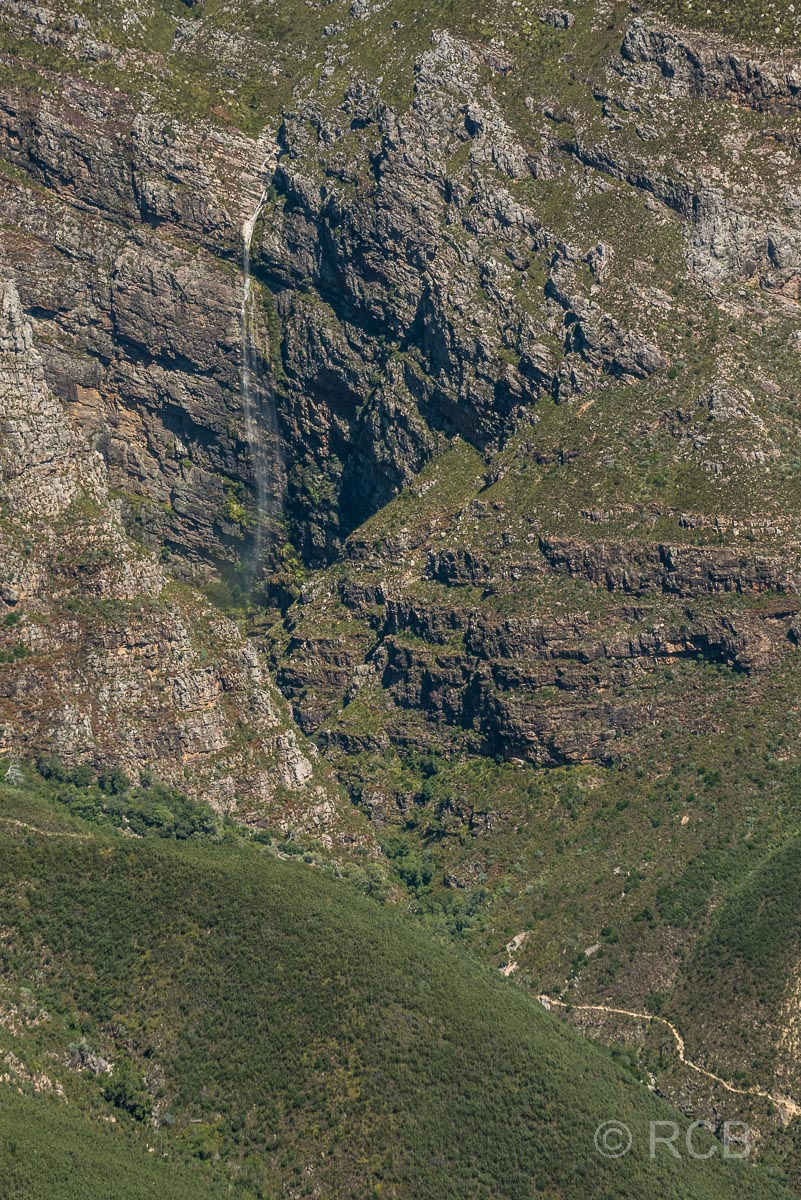 Wasserfall, Jonkershoek Nature Reserve