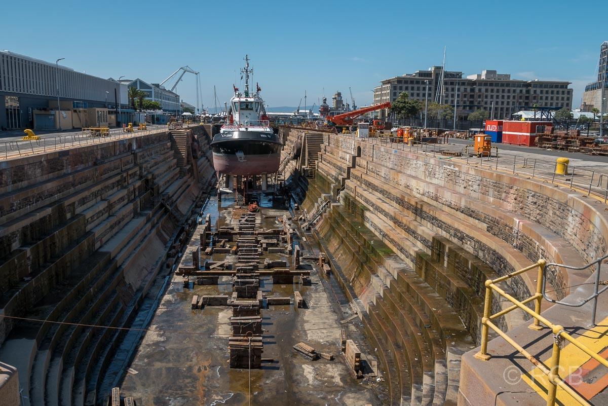 Trockendock, V&A Waterfront