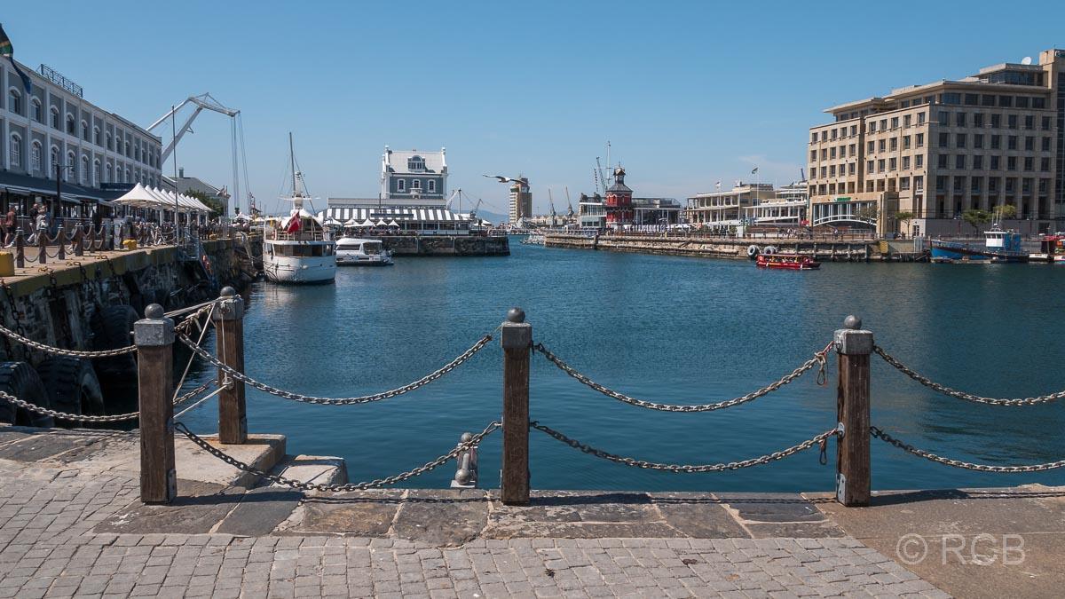 Hafenbecken, V&A Waterfront