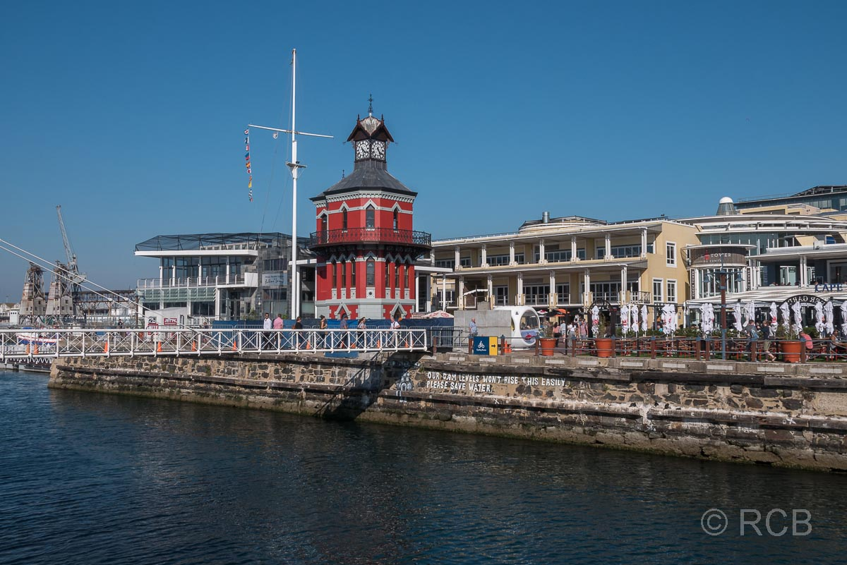 Clocktower, V&A Waterfront