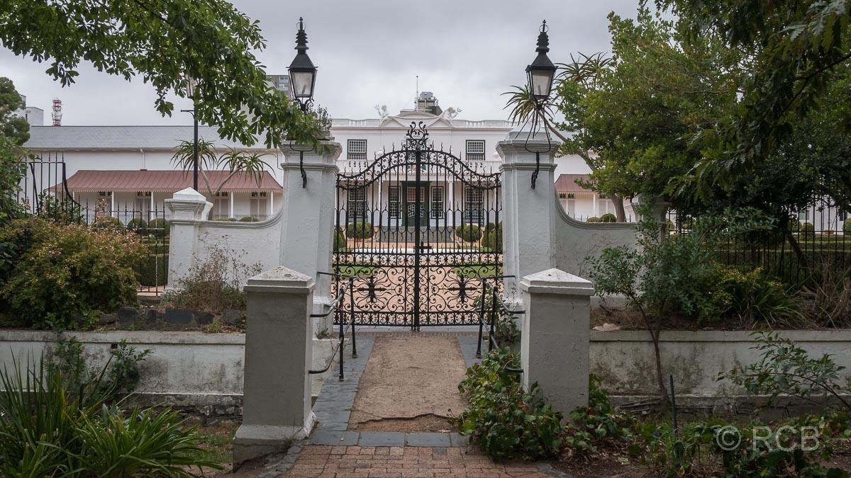 De Tuynhuys, Company's Garden