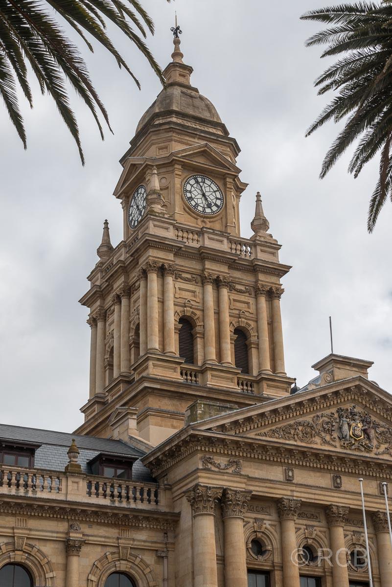 Old City Hall, Uhrturm