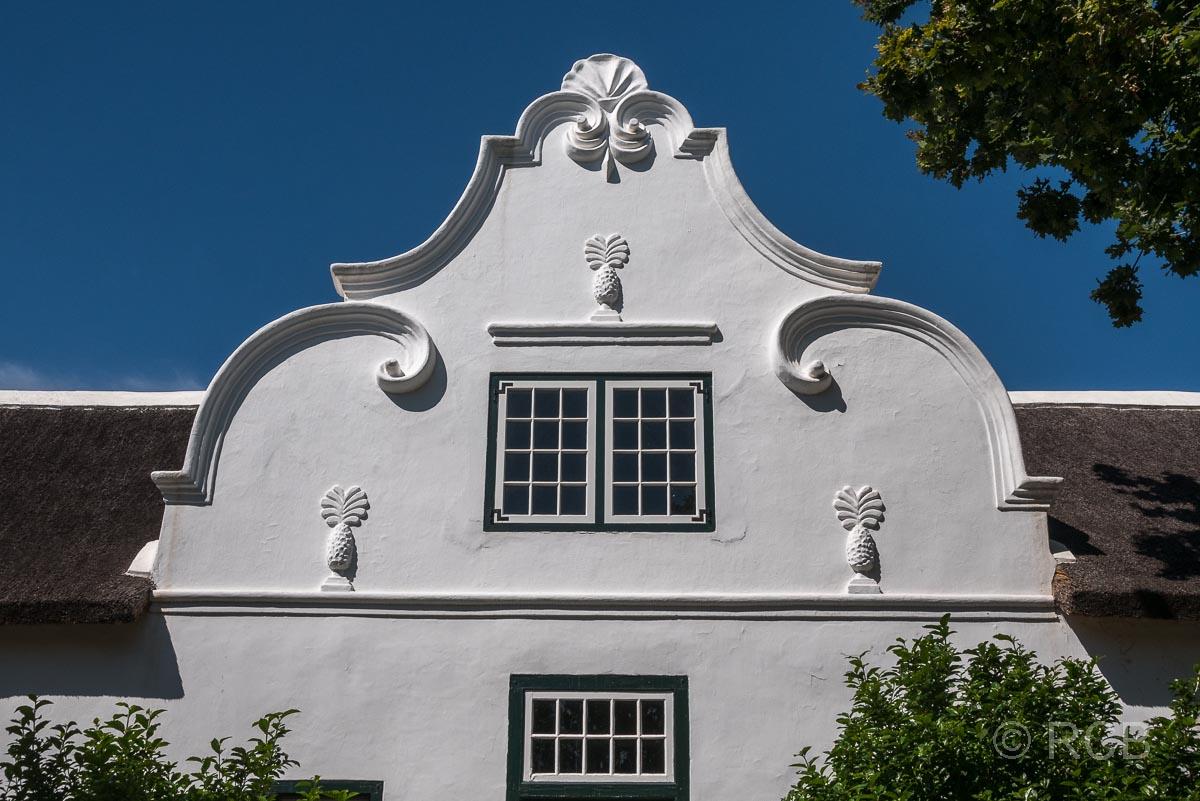 Tulbagh, kapholländisches Haus in der Church Street
