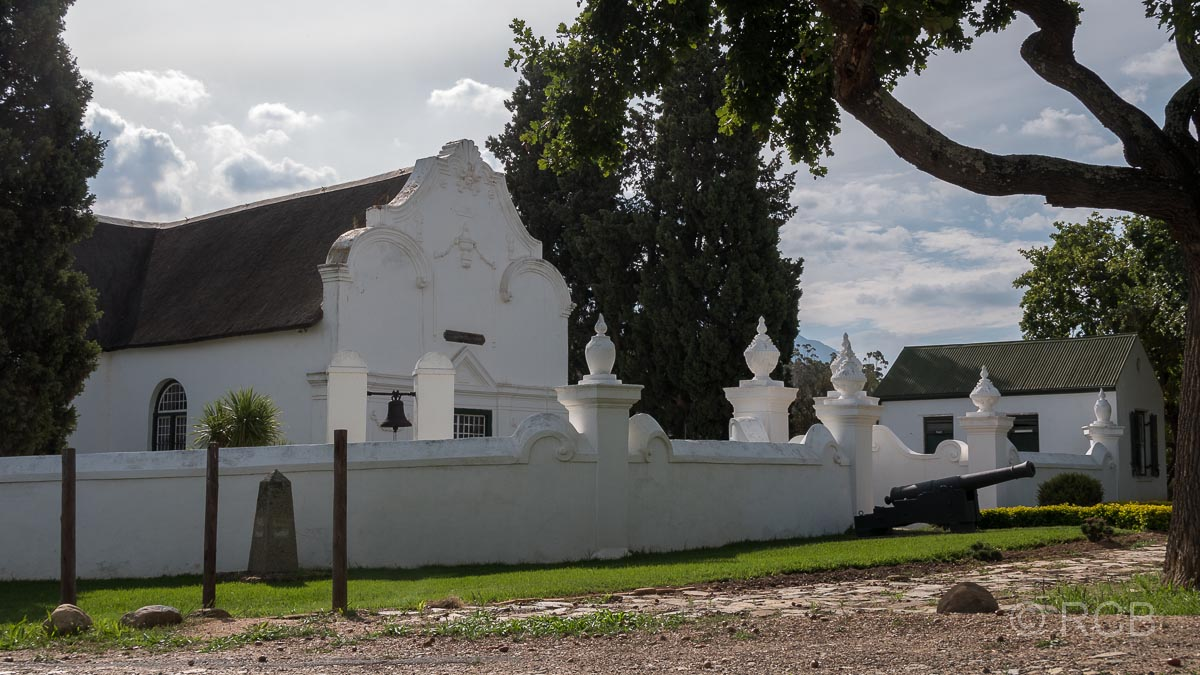 Tulbagh, alte Kirche
