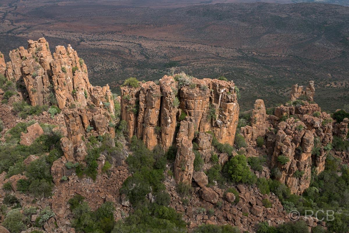 Valley of Desolation, Cambedoo NP