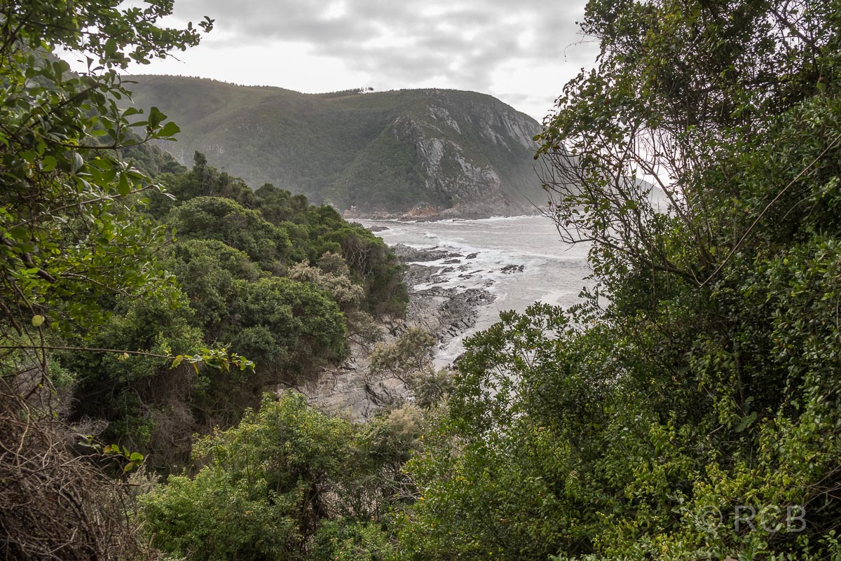 Storms River Mouth, Tsitsikamma Section des Garden Route National Park
