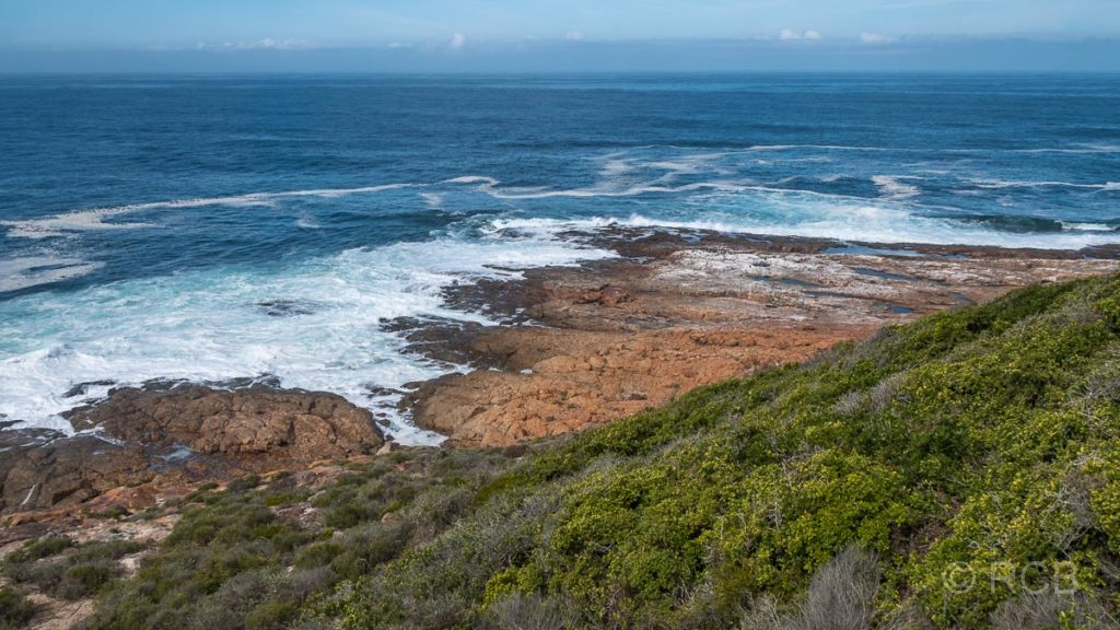 """""""The Point"""", die östlichste Spitze der Robberg Peninsula"""
