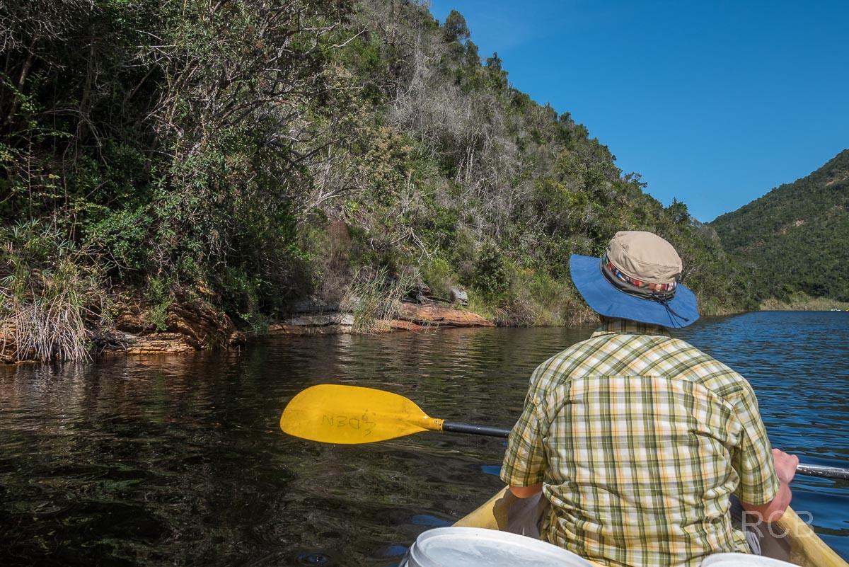 Kanutour auf dem Touws River, Wilderness