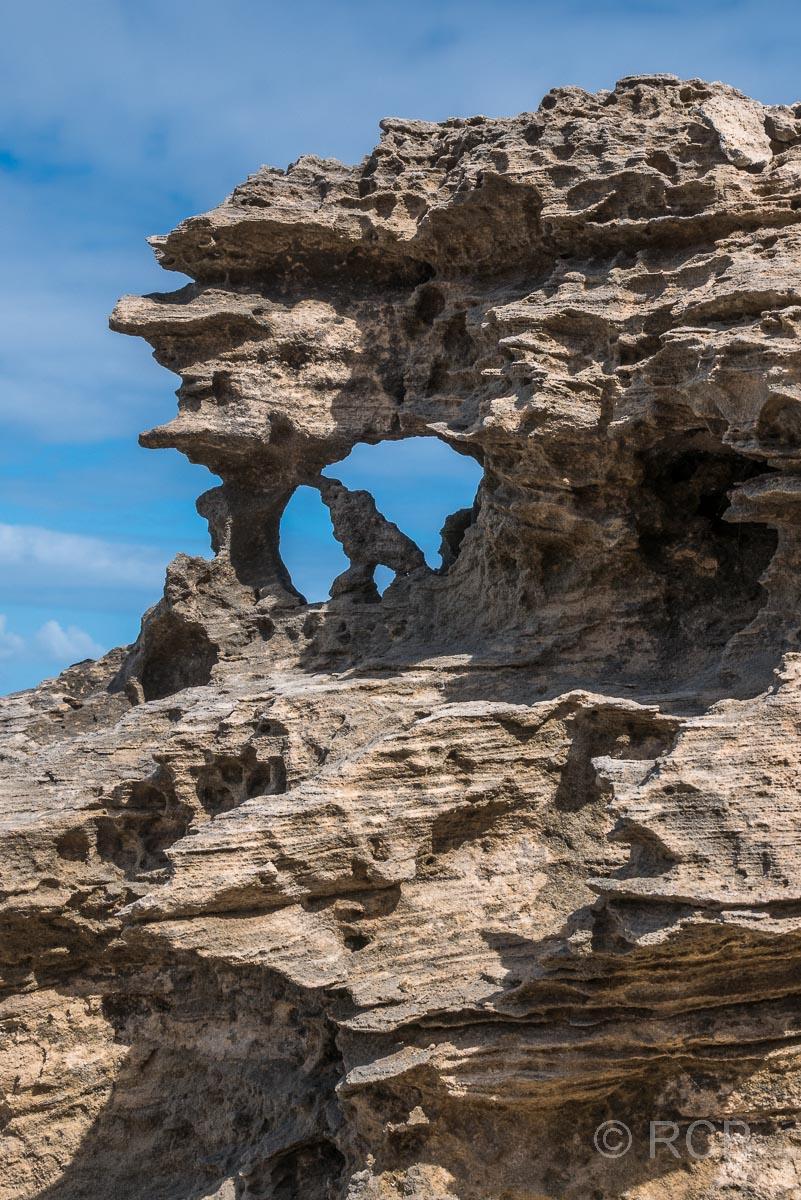 durchbrochener Fels, De Hoop Nature Reserve