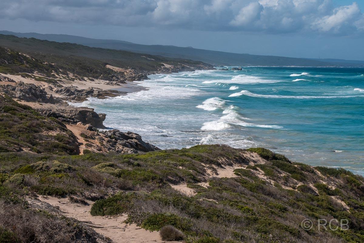 Küste im De Hoop Nature Reserve