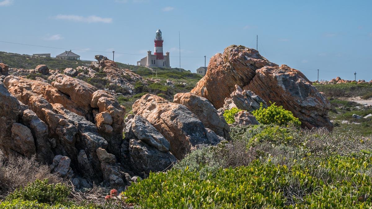 Cape Agulhas, Leuchtturm