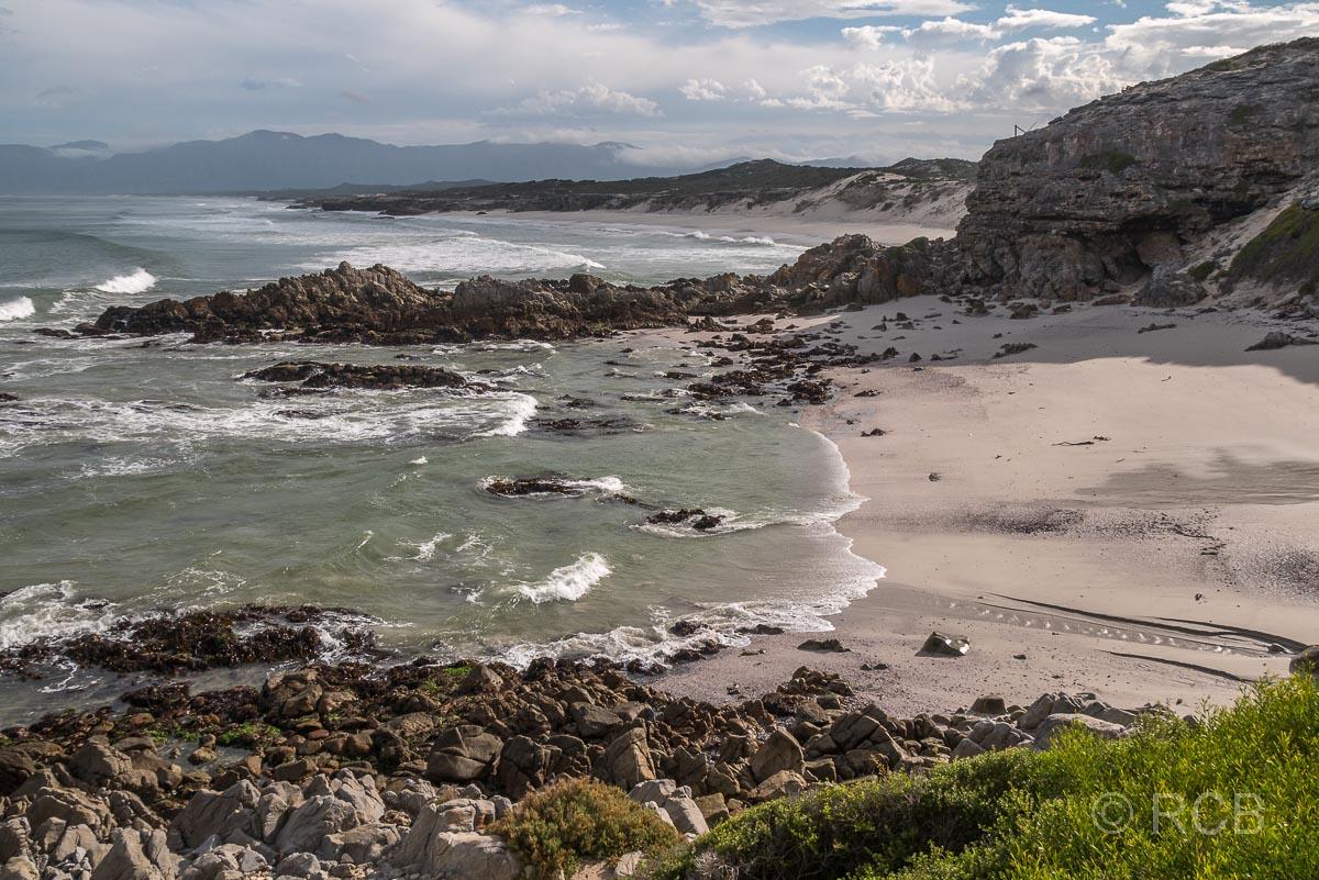 Die Plaat-Strand, Walker Bay Nature Reserve