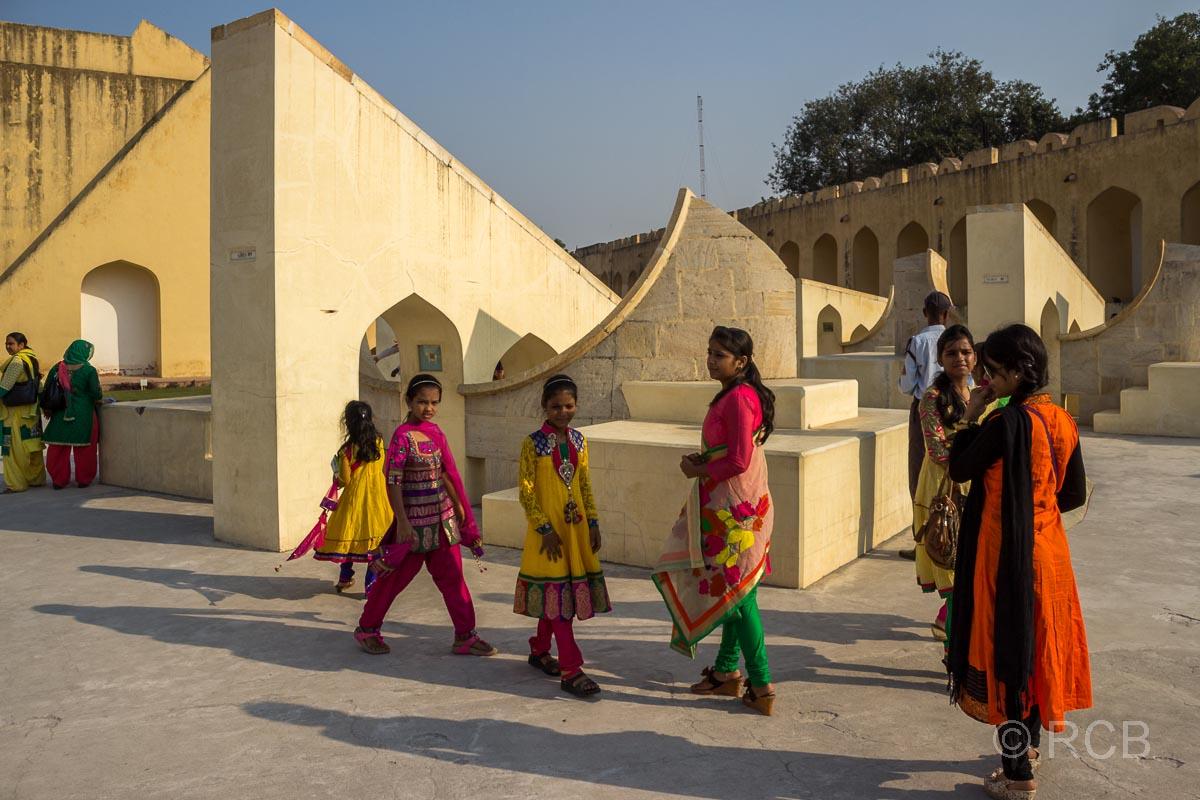 Jaipur, Observatorium Jantar Mantar