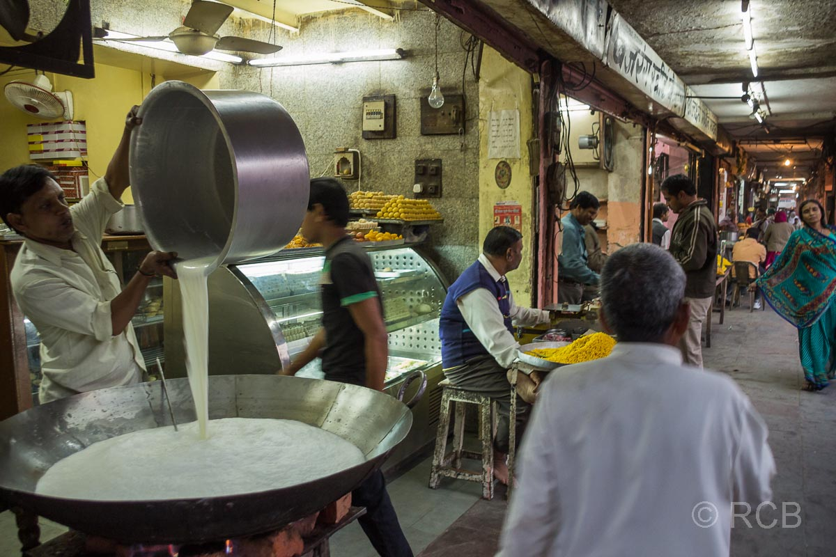 Bäcker, Jaipur, Altstadt