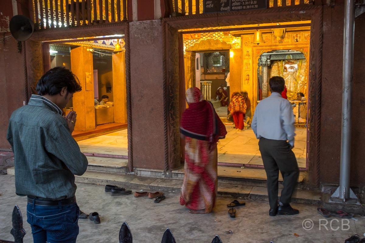 Jaipur, Altstadt, Tempel